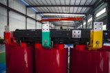Сухой тип 3 трансформатор трансформатора 11kv 400V 100kVA участка понижение