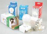 Machine de cartonnage de laboratoire multifonctionnel d'éclairages LED de HSS-80A (garniture simple)
