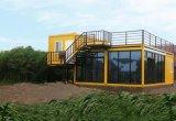 Prefabricated 집 모듈 호화스러운 콘테이너 집