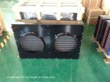 Unità di macchina di raffreddamento ad aria del Vento-fuori di entrambi i lati