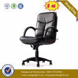 Cadeira elevada preta do escritório executivo de couro traseiro (HX-LC001B)