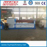 Máquinas hidráulica da dobra de aço e de rolamento da placa de 4 rolos W12S-6X2500