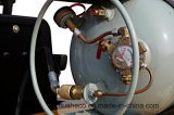 3.0Ton HUAHE Gasoline/LPG удваивают платформа грузоподъемника топлива (HH30Z-K5-GL)