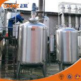 El tanque de mezcla de alta velocidad de la fabricación de jabón del precio de fábrica mezcladora líquida