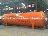 ASME GB150のよい価格20mt LPGタンク50m3 LPG弾丸の貯蔵タンク