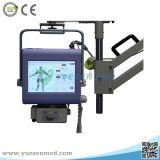 HochfrequenzFlachbildschirm-Detektor-bewegliche bewegliche Digital-Röntgenmaschine-Preise