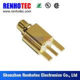 Conector MCX Connector RF para PCB, 90 / 180degree (RH-IO-0013)