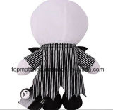 "Pesadelo antes do Natal Baby Standing Jack Skellington 8 ""Plush Doll"