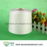 20s 30s 40s 20/1년 30/1 40/1 높은 강인 질에 의하여 회전되는 폴리에스테 뜨개질을 하는 털실