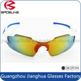 UV polarizada400 Brilho Polar óculos de sol polarizado óculos de beisebol com lentes amovíveis