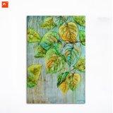 Het Olieverfschilderij van het Beeld van de Muur van de boom op Canvas