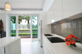 Noten-geöffnete moderner Entwurfs-Küche-Motorantriebsmöbel