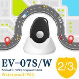 연장자 아이 GPS 로케이터를 위해 추적하는 마이크로 SIM 카드 GSM GPRS GPS를 가진 3G 개인적인 GPS 추적자