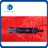 conetor de 4mm2 6mm2 Mc4 com fusível