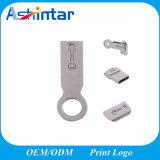 USB Pendrive del telefono del disco istantaneo della parte girevole USB3.0 del metallo mini