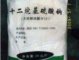 [سلس] [ك12] [سدس] صوديوم كبريتات غاريّ بيضاء إبرة شكل