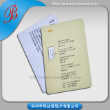Persönliches geprägtes F08 RFID intelligentes Visitenkarte-Drucken mit niedrigen Kosten