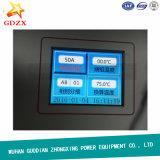 Instrumento de medição de corrente contínua da resistência do transformador