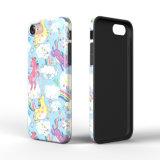 Coperchio del telefono mobile dell'unicorno per iPhone7