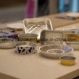 Container de van uitstekende kwaliteit van de Aluminiumfolie van het Huishouden