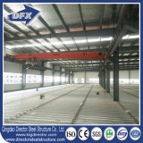Edificios prefabricados estructurales de acero galvanizados Q345b