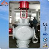 Soupape de mélange pneumatique de contrôle de flux de voie de type trois (ZMAQ)