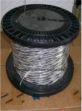 /Blue-Prüfkabel des Kommunikations-Kabels weißes