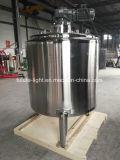 Het elektrische het Verwarmen Pasteurisatieapparaat van de Partij van de Melk