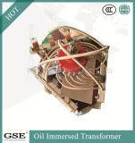 De olie Ondergedompelde Transformator van de Distributie van de Macht/Elektrische Transformator met de Norm van Ce en TUV