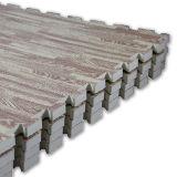 Puzzle de haute qualité Protection plancher, tapis de mousse recouverte de moquette tapis de salle de gym-de-chaussée