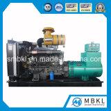 150kVA/120kw ouvrent le type prix réglé de groupe électrogène de Weichai avec le prix usine