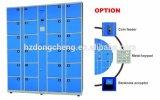 Fingerabdruck-sicheres Metallschule-Speicher-Schließfach
