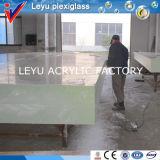 変化のカスタムサイズによって曲げられるプレキシガラスシート