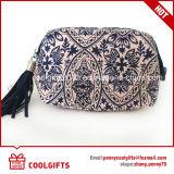 Hochwertige neue Ankunfts-moderne Dame Travel Cosmetic Bag mit Troddel