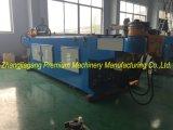 Machine à cintrer de pipe en acier de Plm-Dw50CNC pour le diamètre 43mm