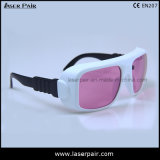 Gafas de seguridad de laser del Atd 755nm 785nm 808nm para los lasers del Alexandrite y del diodo