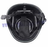 Direito de ABS capacete para a polícia