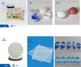 Zahnmedizinischer Eindrucks-materieller Kitt-zahnmedizinischer Bleiche-Tellersegment-Material-Kitt