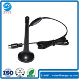 ATSC Car Magnet Base Telescopic Rods DVB-T Antena IEC Conector