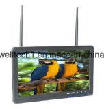 블루 스크린 없음 이중 32 채널 AV 수신기를 가진 10.1 인치 영상 모니터