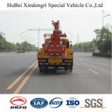 16m Euro5 Dongfengの高い空気のバケツのトラック
