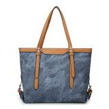 Elegante Totalisator Dame Denim Jeans Bag Women Handtas