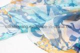 Hochwertige Fabrik-direkter Digital gedruckter Silk Chiffon- Schal