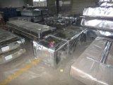 Feuilles d'acier de meilleure qualité pour toiture ondulée