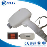 Verticale 808nm diode laser rapide Épilation Machine avec Taille 15 * 25 mm spot