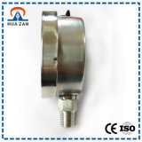 """2.5 """"Stahl-Gehäuse Normale Manometer Hochdruck-Manometer mit hoher Genauigkeit"""