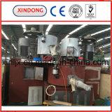 Mélangeur PVC à refroidissement à chaud haute vitesse Mélangeur PVC