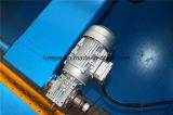 Q12k CNC Hidráulica Máquina de cisalhamento do feixe de Giro