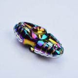 ステンレス鋼ベアリング虹デザイン三指の落着きのなさの紡績工