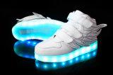 卸売の靴再充電可能なLEDはからかう靴をつく
